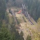 Rückbau der K66 Schanzenanlage Oberhof